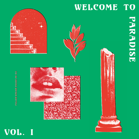 Various - Welcome To Paradise 89-93 (Vol. 1)