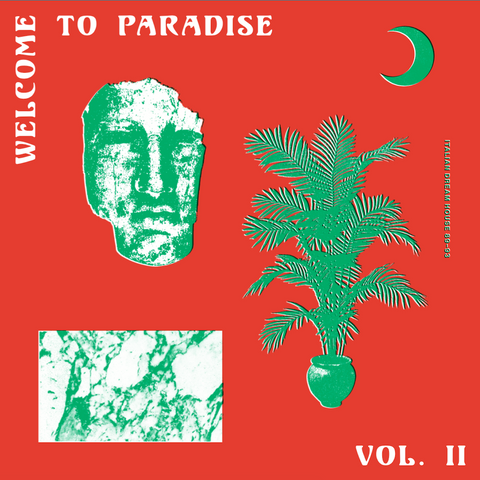 Various - Welcome To Paradise 89-93 (Vol. 2)