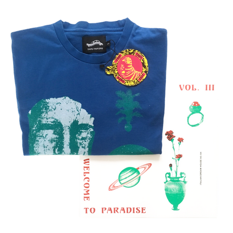 VA - Welcome To Paradise + T-Shirt