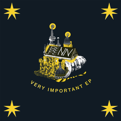 Ben Penn - Very Important EP (Single)