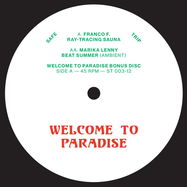 Various - Welcome To Paradise Bonus Disc (Single)