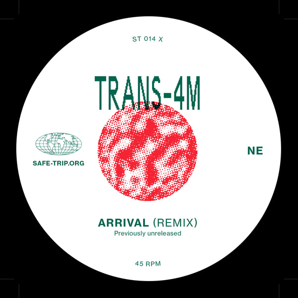 Trans-4M - Arrival / Amma Mixes (Single)