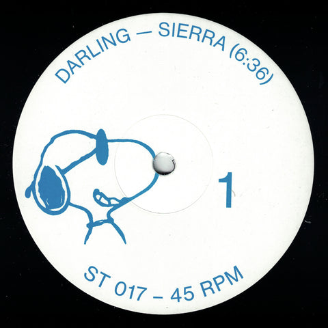 Darling / Ben Penn - Split 01 (Single)