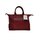 Women's genuine cowhide leather handbag Ellipse V2 design by Tomorrow Closet