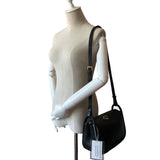 Women's genuine cowhide leather handbag Two Handle V3 design with two removable strap by Tomorrow Closet