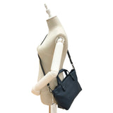 Women's genuine cowhide leather handbag Ellipse design by Tomorrow Closet