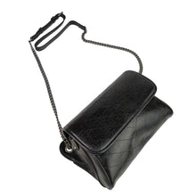 Load image into Gallery viewer, Women's genuine cowhide leather handbag Wing design Messenger sling bag by Tomorrow Closet
