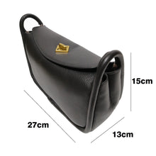 Load image into Gallery viewer, Women's genuine cowhide leather handbag Two Handle V3 design with two removable strap by Tomorrow Closet