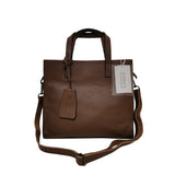 Women's genuine cowhide leather handbag Potter V2 design