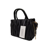 Women's lambskin leather handbag Falten V2 design by Tomorrow Closet