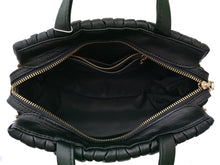 Load image into Gallery viewer, Women's lambskin leather handbag Falten V2 design by Tomorrow Closet