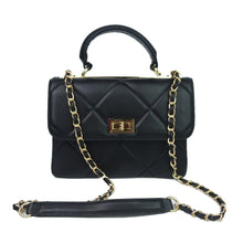 Load image into Gallery viewer, Women's genuine cowhide leather handbag Diana design by Tomorrow Closet