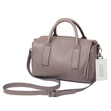Women's genuine cowhide leather handbag Belle V3 design by Tomorrow Closet