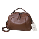 Women's genuine cowhide leather handbag Alana design by Tomorrow Closet