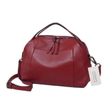 Women's genuine cowhide leather handbag Alana design