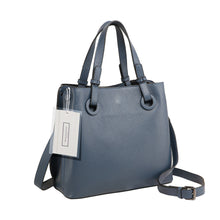Load image into Gallery viewer, Women's genuine cowhide leather handbag Kriz V2 design by Tomorrow Closet