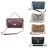 Women's lambskin leather handbag Puffy V2 design Messenger bag