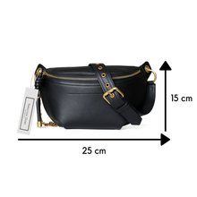 Load image into Gallery viewer, Women's cowhide leather handbag Vesny V2 design by Tomorrow Closet