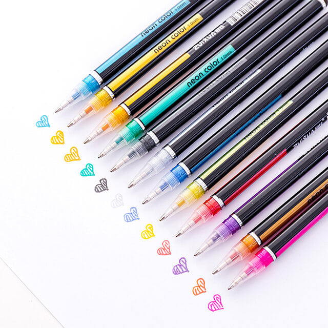 Gel Pen Set
