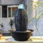 Pillar Tabletop Fountain
