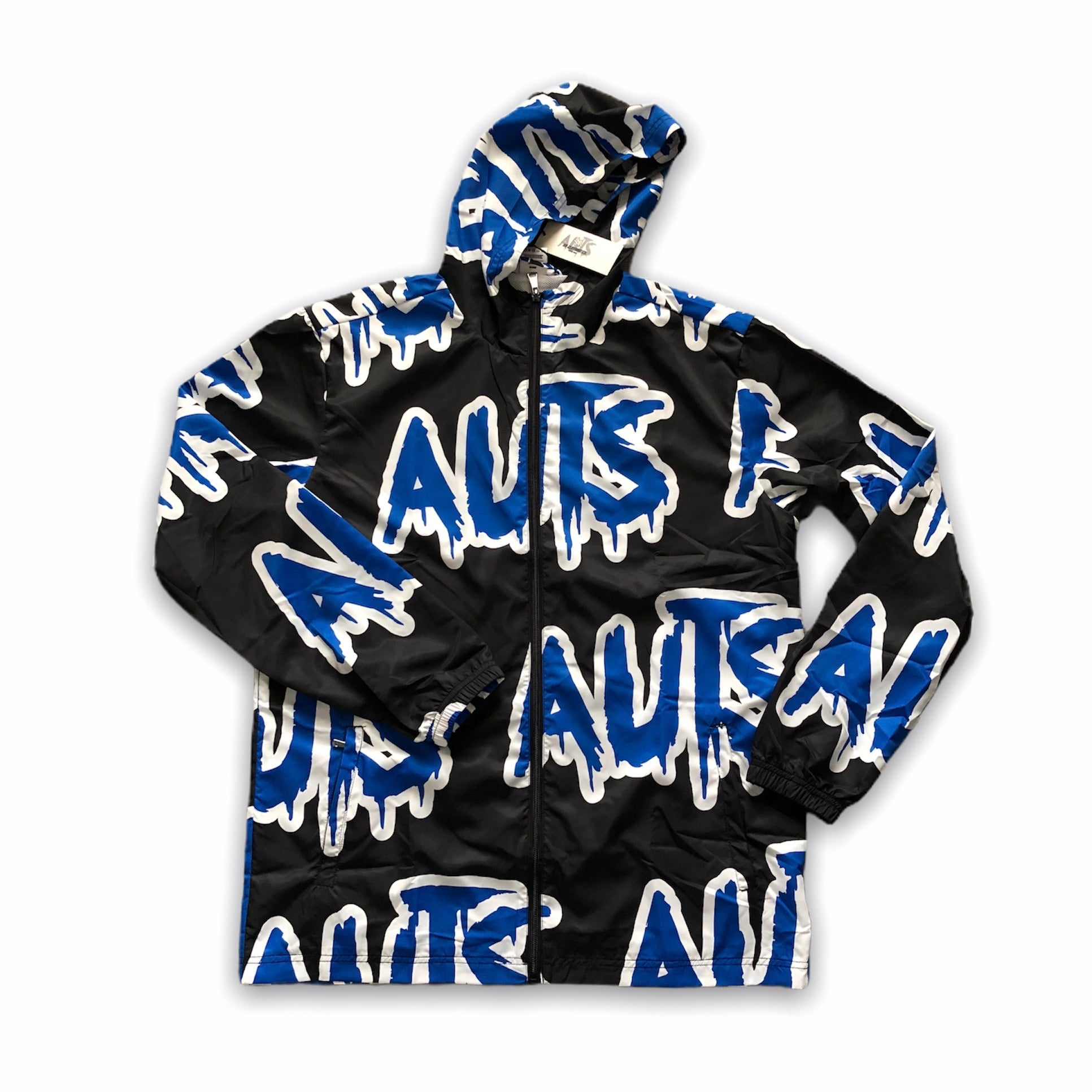 "AUTS Windbreaker ""Royal"""