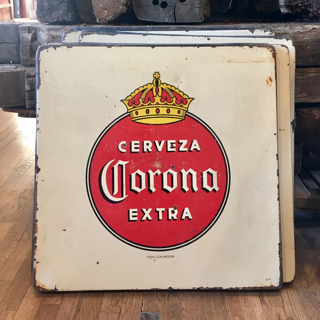 Corona Sign/Table Top