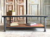 Hale Bros. Reclaimed Wood Coffee Table