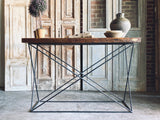 THE HUDSON CONSOLE TABLE