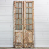 19TH CENTURY EUROPEAN FRENCH DOORS