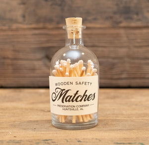 Matches in a Bottle (Multiple Colors)