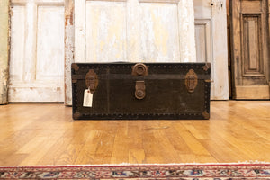 Antique, Wooden Travel Trunk (Local Pickup Only)