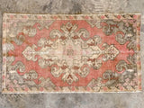 "Turkish Rug: 7'3"" x 4'2"""