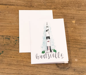 Daytime Rocket Ship Stationary Pack