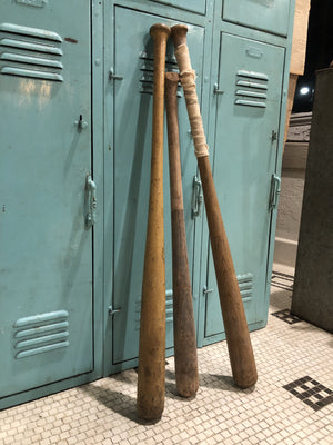 Antique Baseball Bats