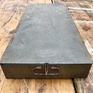 Large Metal Card/File Tray