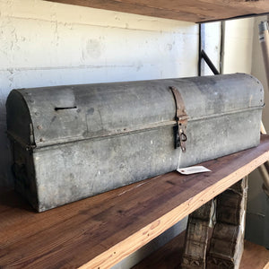 Metal Tool Box With Lid