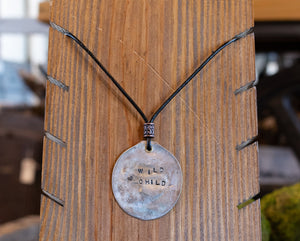 Antique Spoon Necklace