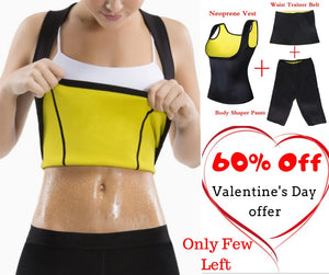 CAMI HOT WOMEN BODY SHAPER COMBO (Vest+Belt+Pant)