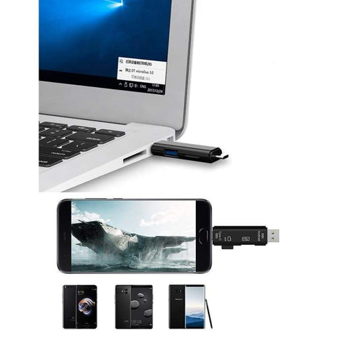 Gadget - All In 1 Usb High Speed Card Reader