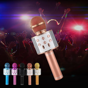 Bluetooth Microphone Wireless Mic/Speaker