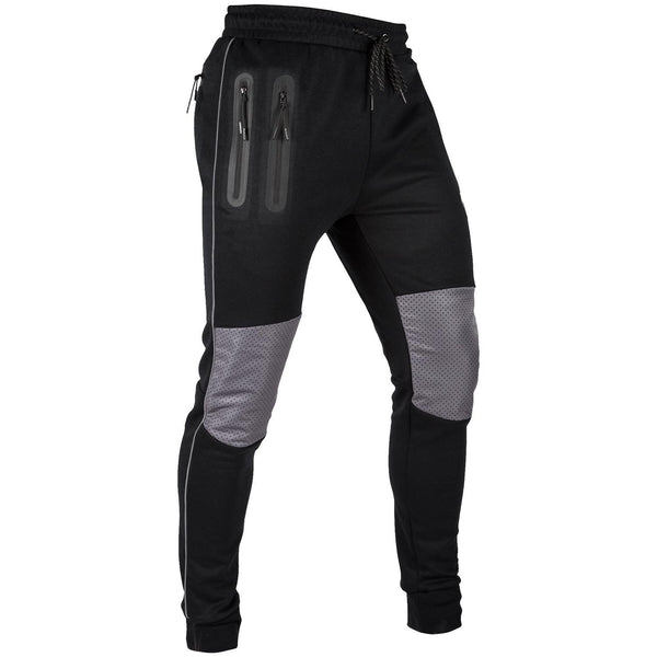 Men Fashion Sports Pants Bodybuilding Workout Full Length Gyms Fitness Sweatpants
