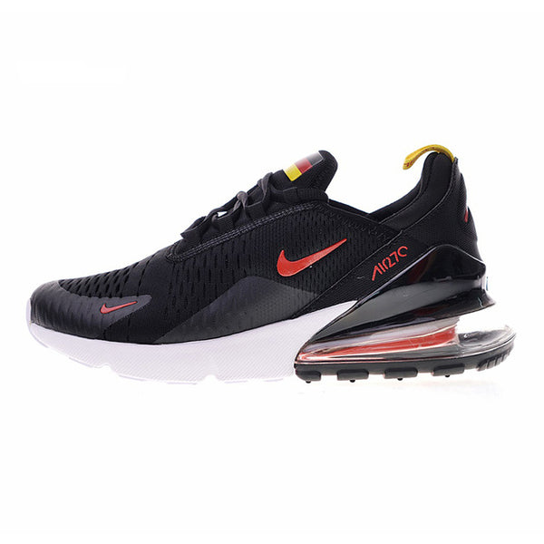 Nike Air Max 270 Black & Yellow/Red AH8050