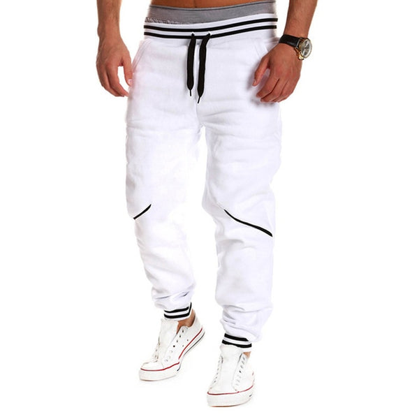 R&J Elastic Waist Cotton Sweatpants