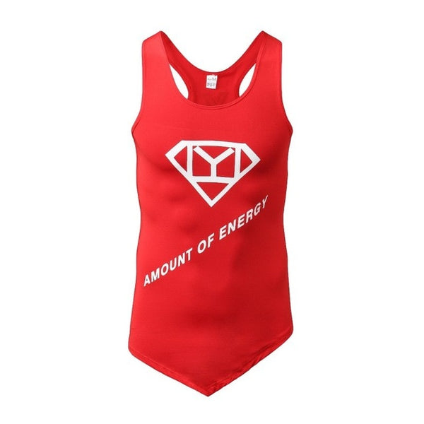 H1 Sleeveless Fast Drying Tank Tops