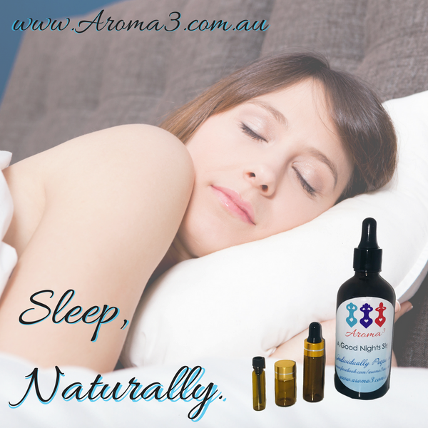 A Good Nights Sleep - Pure Essential Oil Blend