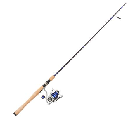 "Cam's ""Bronze"" Nasty Stik MicroLite Rod and Reel Combo"