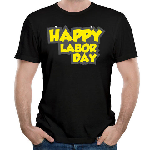 Brand New Happy Labor Day Men's T-Shirt