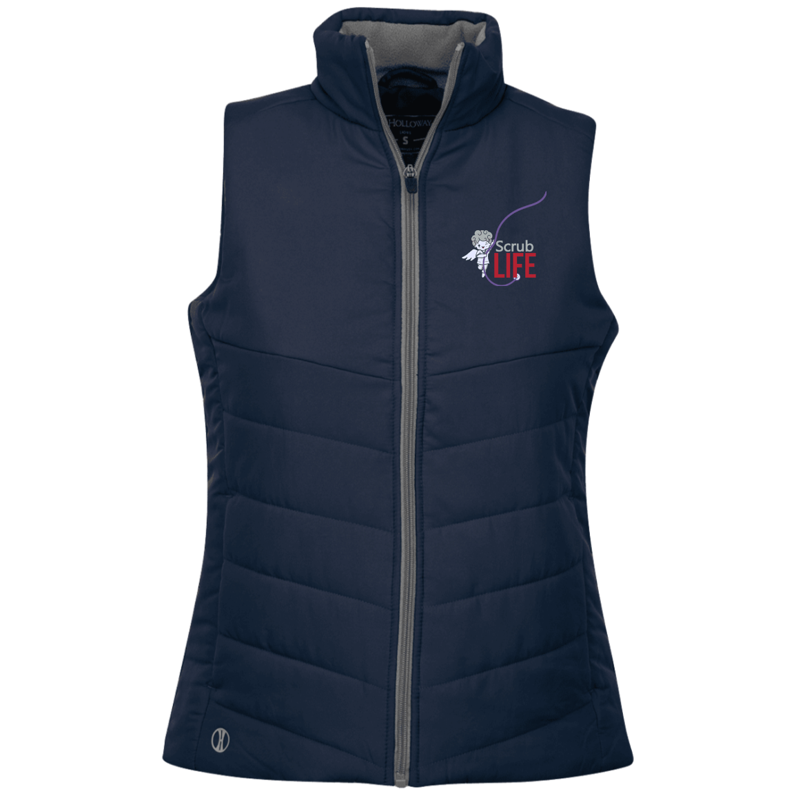 Holloway Ladies' Quilted Vest