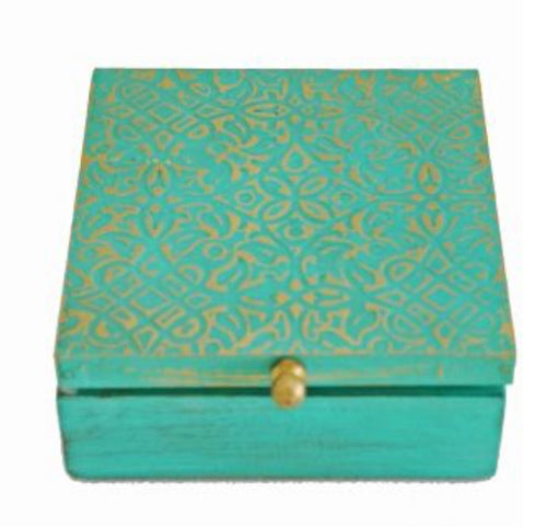 Petite Jewel Box - Mint