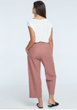 Jasmeen 7/8 Pants Raspberry